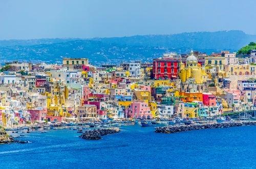 Prócida, una de las islas mediterráneas más bonitas