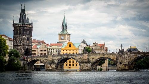 El Puente Carlos de Praga, un lugar muy especial