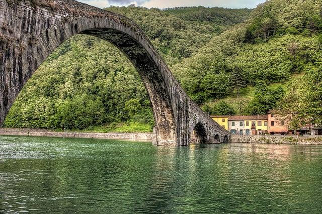 Puente del Diablo, uno delos rincones italianos menos conocidos