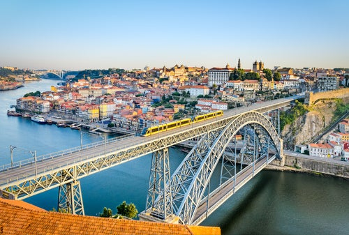 Puente Don Luis I de Oporto