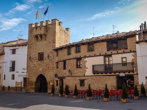 Puerta de Rubielos de Mora