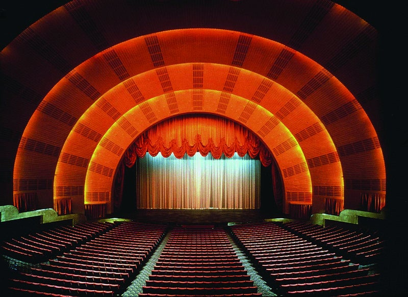 Radio City Music Hall en Nueva York
