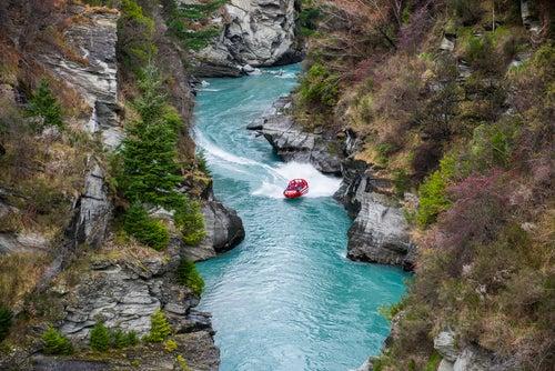 RAfting en Nueva Zelanda siguiendo consejos para viajeros intrépidos