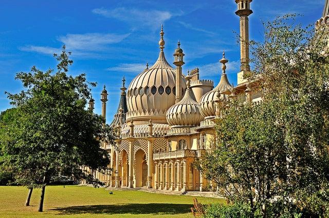 Royal Pavilion en Brihgton