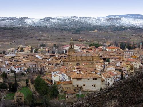 Rubielos de Mora, un precioso pueblo de Teruel