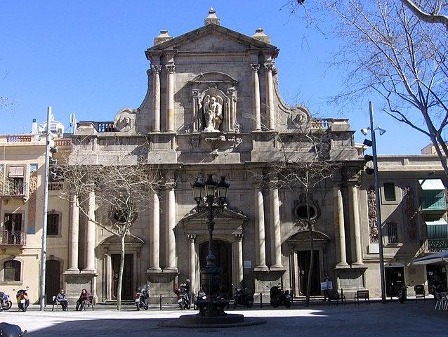 Iglesia de San Miguel del Puerto en la Barceloneta