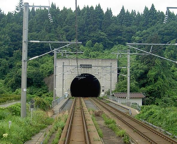 Túnel de Seikán en Japón