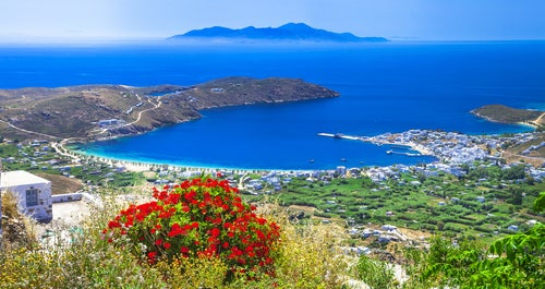 Seridos, una de las islas mediterránea más bonitas