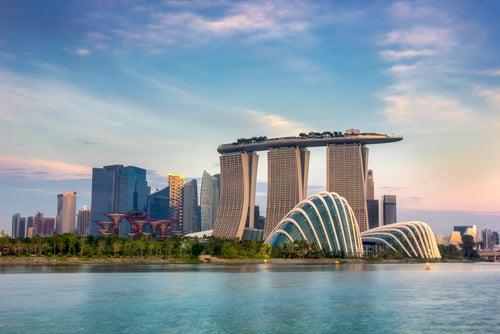 Singapur en Asia