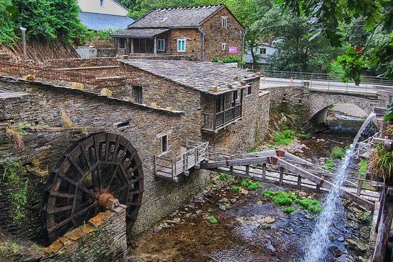 Taramundi uno de los pueblos más bonitos de Asturias