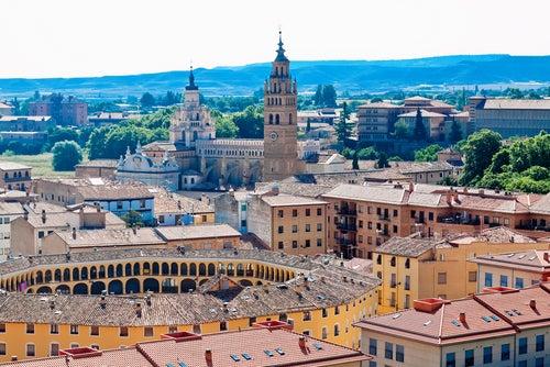 Tarazona, uno de los pueblos de Zaragoza más bonitos