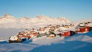 Greoenladia, países del mundo donde hace más frío