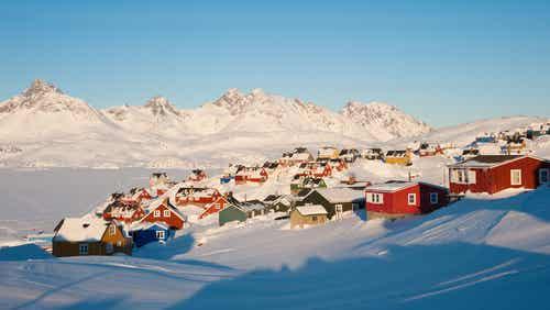 Los 12 países del mundo donde hace más frío