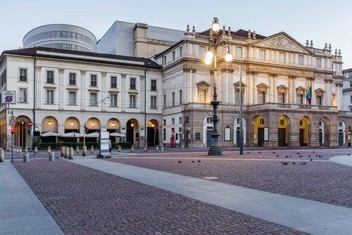 Teatro alla Scala, uno de los lugares que ver en Milán