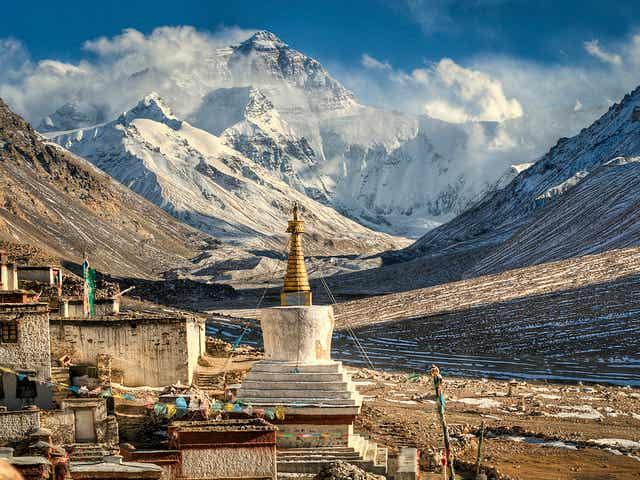 Tíbet, cultura propia y parajes espectaculares