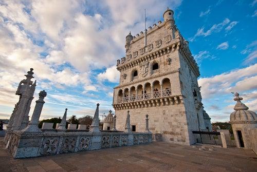 Torre deBelem, uno de los lugares que ver en Lisboa