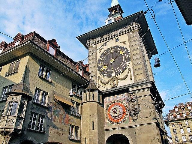 Torre del Reloj de Berna