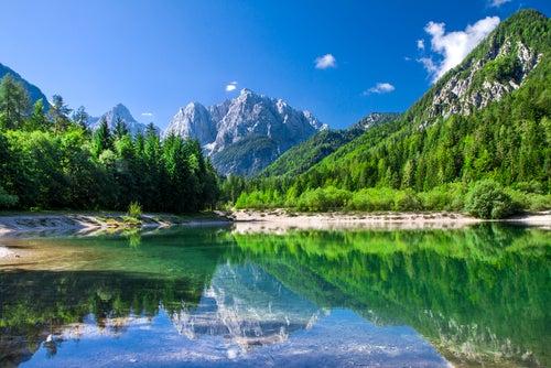 Triglav, uno de los lugares que ver en Eslovenia