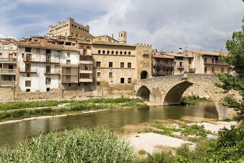 Valderrobres, uno de lospueblos de Teruel más bonitos