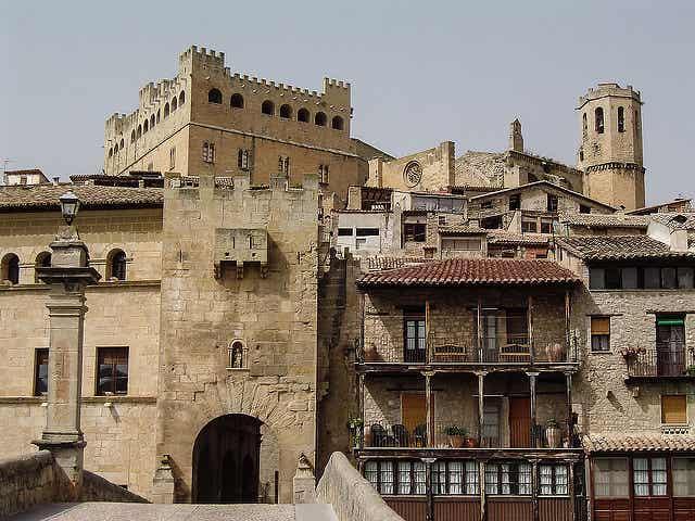 Valderrobres, uno de los pueblos más bonitos de Teruel