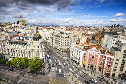 Mapa de Madrid: los mayores puntos de interés