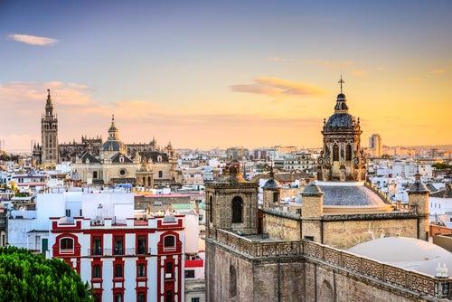 La magia de Sevilla en sus mejores imágenes
