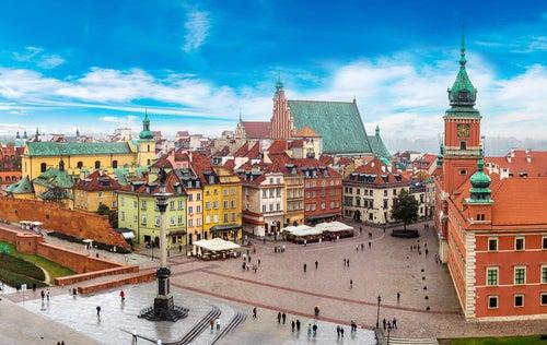 Conoce 8 lugares increíbles de Varsovia, capital de Polonia