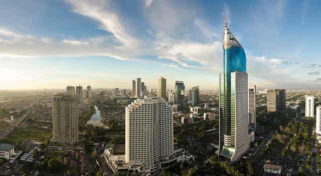 Yakarta, vistamos la capital de Indonesia