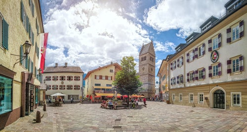 Plaza de Zell am See