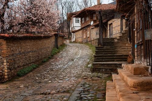Zheravna uno de los pueblos de Bulgaria más bonitos
