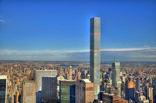 432 PArk Avenue un rascacielos residencial de Nueva York
