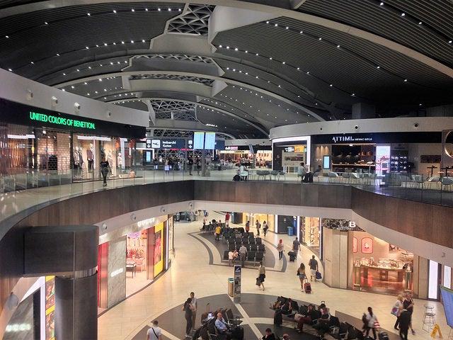 Aeropuertos de Roma: Fiumicino