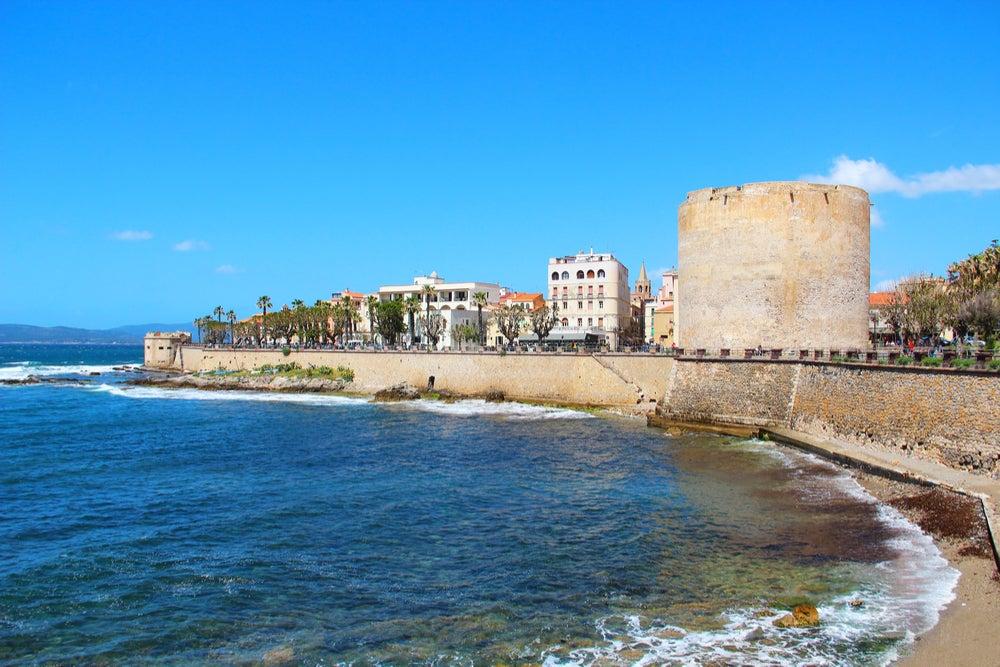 Alghero, uno de los lugares que ver en Cerdeña