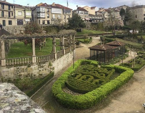 Allariz en la Galicia rural