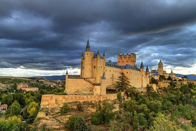 10 castillos de Europa para viajar en el tiempo