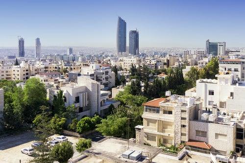 Amán en Jordania