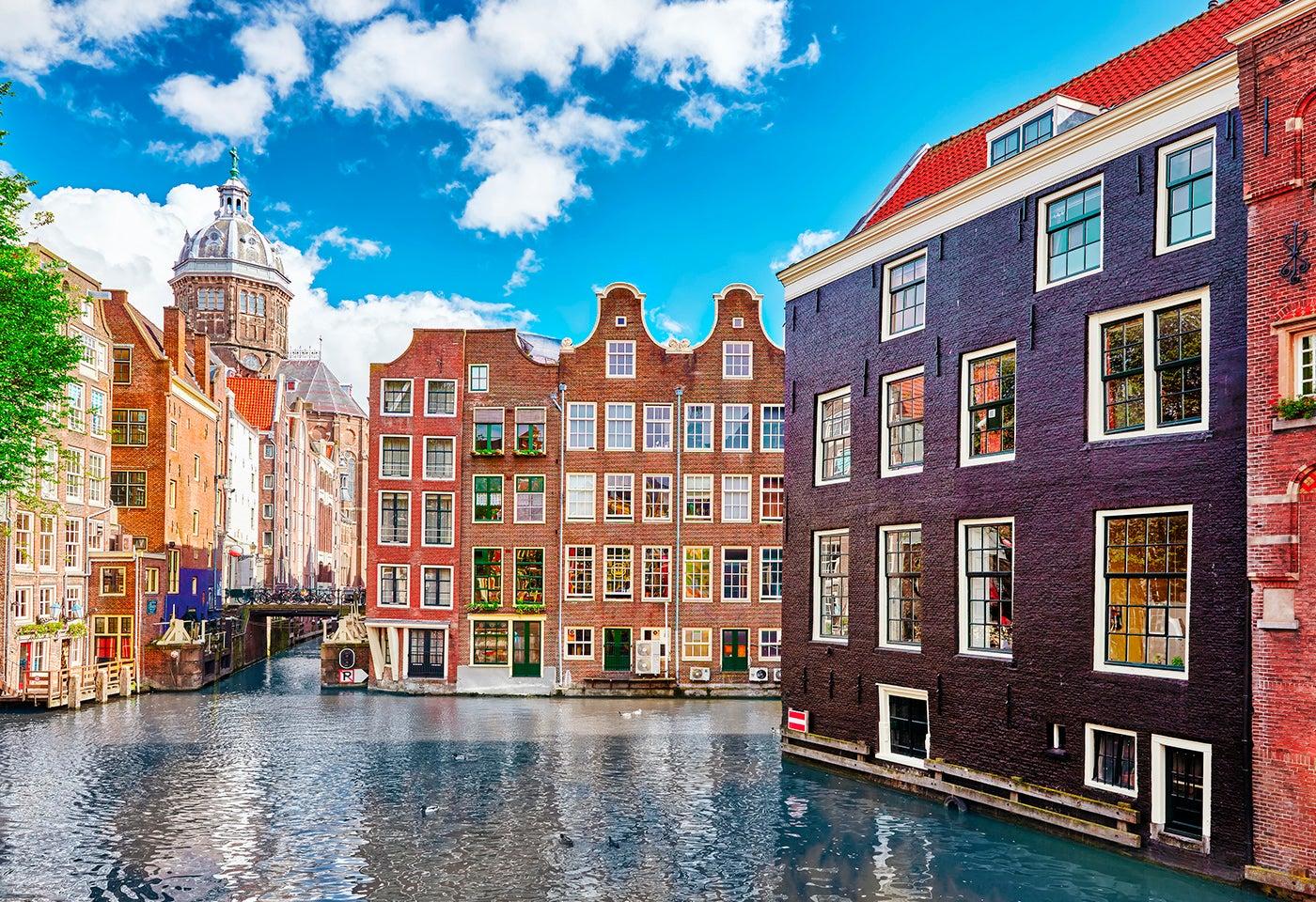 ámsterdam en los Países Bajos