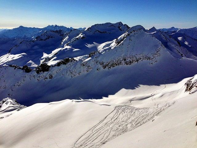 Estación de esquí de Andermatt en Suiza
