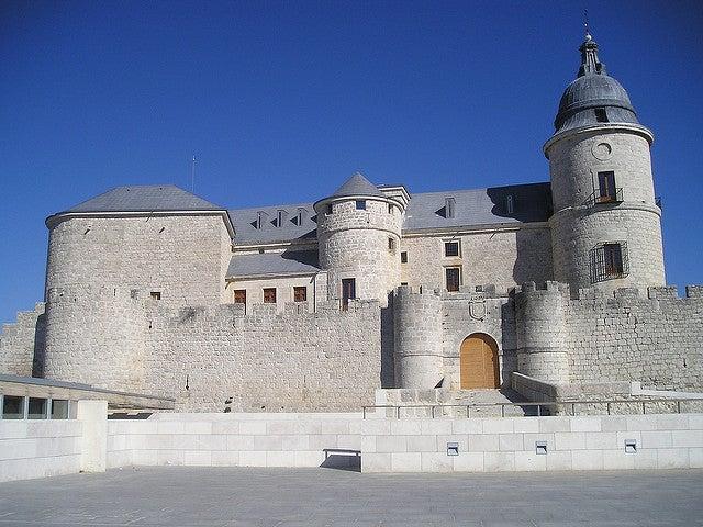 Archivo General de Simancas, uno de los pueblos de Valladolid más bonitos