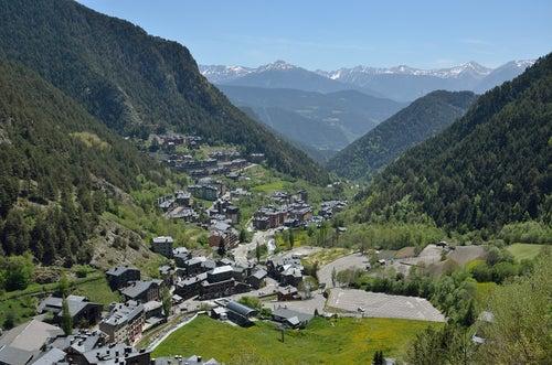 Arinsal en Andorra