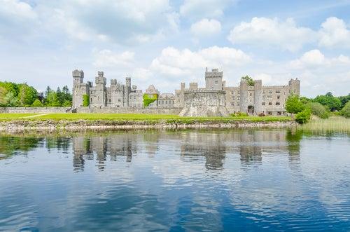 Castillo de Ashford en Irlanda