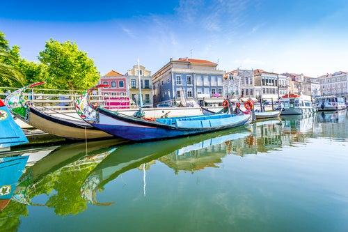 Aveiro, uno de los rincones idílicos de Portugal