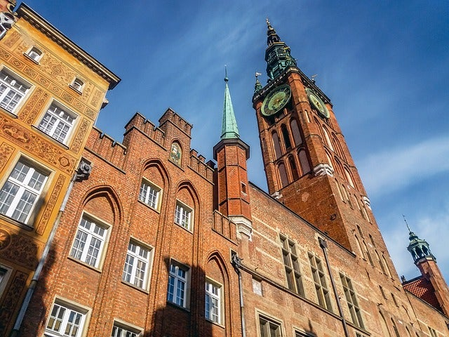 Ayuntamiento,una de als cosas que ver en Gdansk