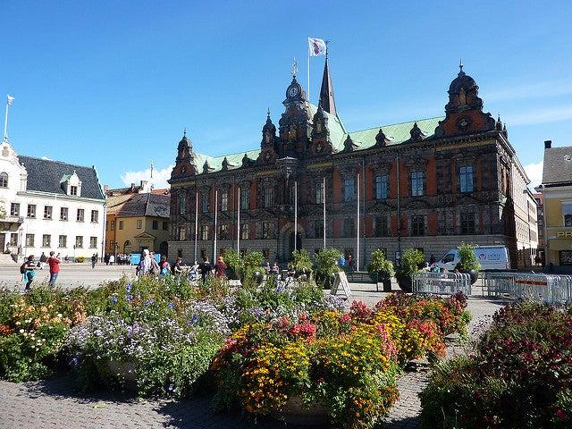 Ayuntamiento de Malmo