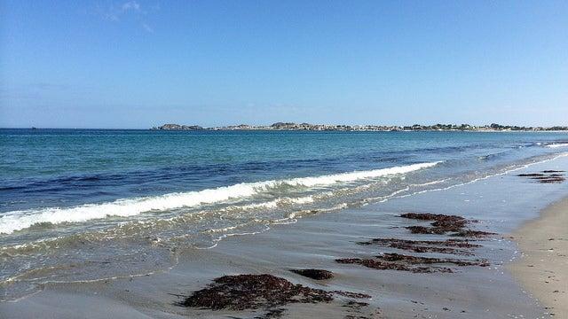 Bahía Inglesas, una de las playas de Chile
