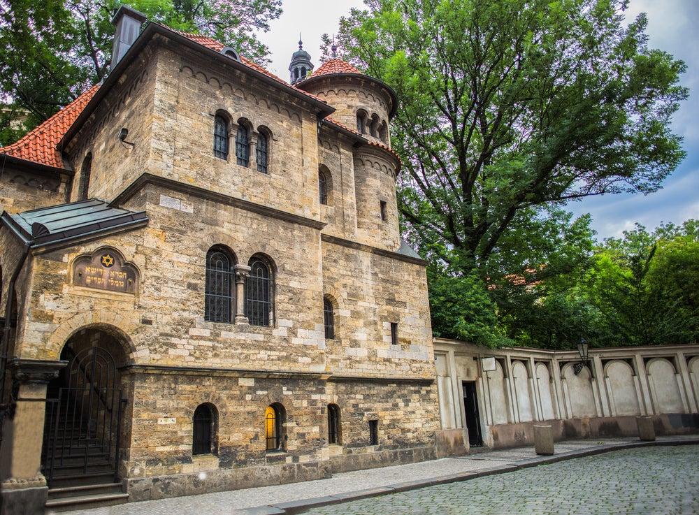 Barrio judío, uno de los motivos para viajar a Praga