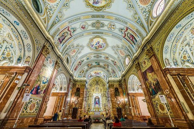 Iglesias de Sevilla: Basílica de la Macarena