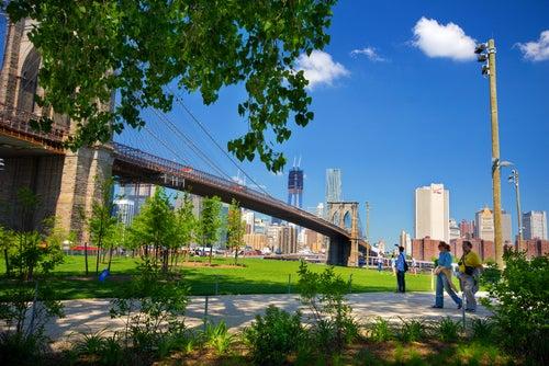 Brooklyn Bridge Park en Nueva York