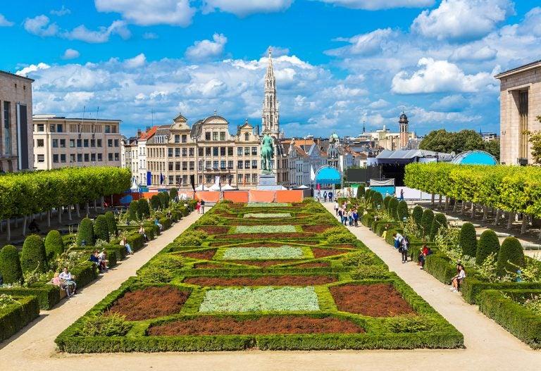 Te llevamos a 5 hoteles de Bruselas llenos de encanto