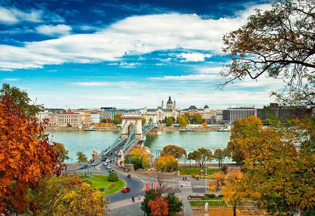 Visita el río Danubio, el segundo más largo de Europa